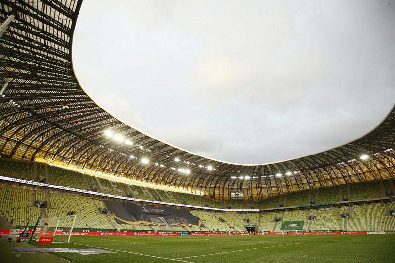 Stadion w Gdańsku /Piotr Matusewicz/East News /East News