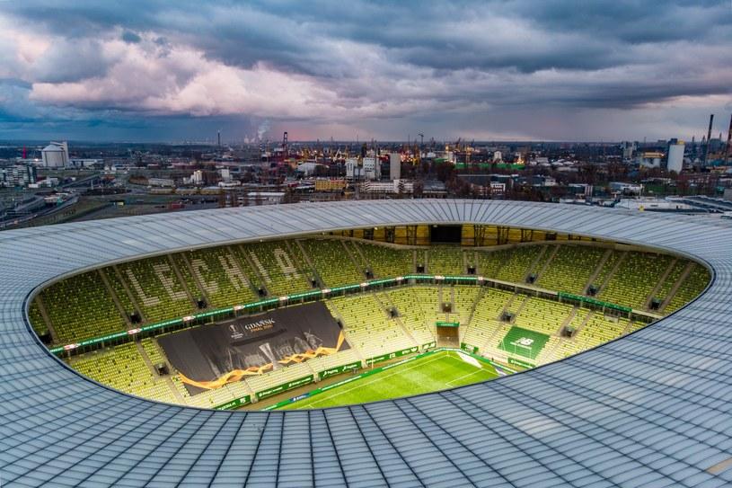 Stadion w Gdańsku /WOJCIECH FIGURSKI / 058sport.pl / NEWSPIX.PL /Newspix