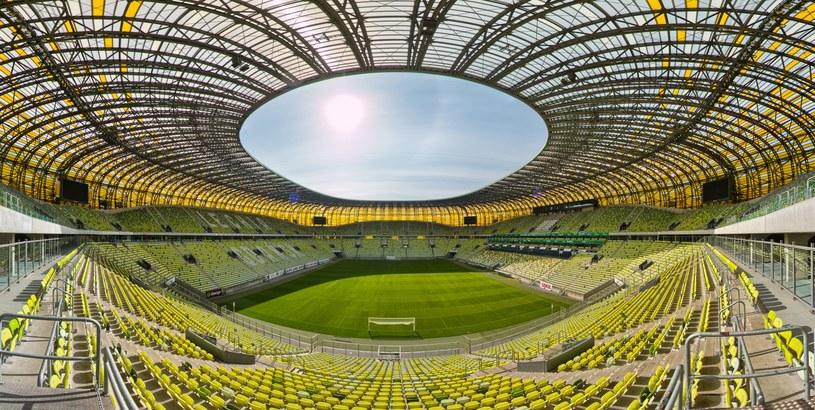 Stadion w Gdańsku /materiały prasowe