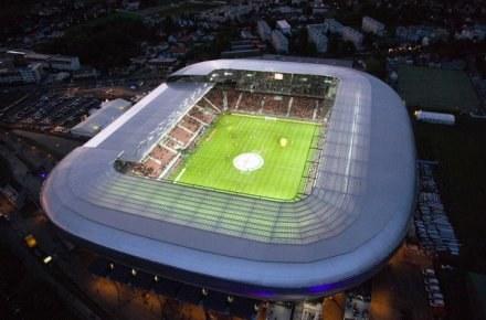 Stadion w Klagenfurcie /AFP