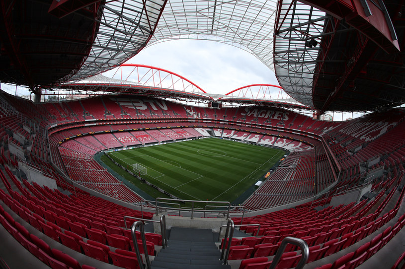Stadion w Lizbonie /Carlos Rodrigues - UEFA /Getty Images