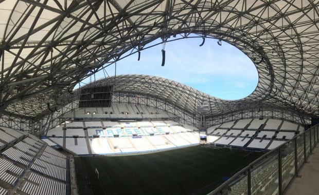 Stadion w Marsylii. To tu o 18:00 Polacy rozegrają mecz z Ukraińcami na Euro 2016