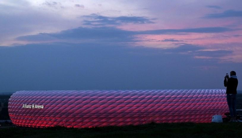 Stadion w Monachium /AFP/AFP CHRISTOF STACHE/CS /AFP