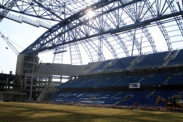 Stadion w Poznaniu będzie gotowy jako pierwszy na Euro 2012 /Informacja prasowa