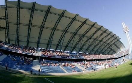 Stadion w Poznaniu pięknieje z dnia na dzień, fot. Łukasz Grochala /Agencja Przegląd Sportowy