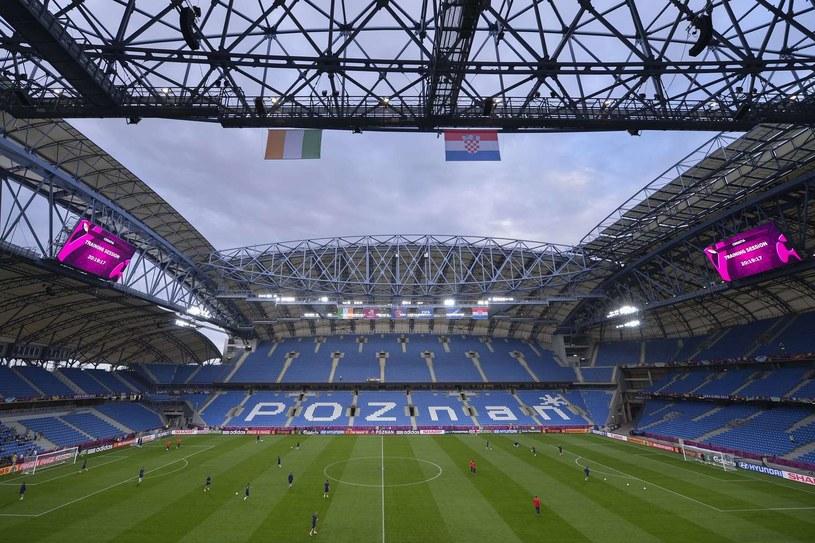 Stadion w Poznaniu /AFP