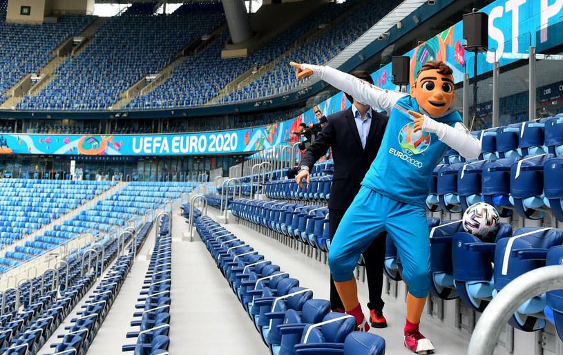 Stadion w Sankt Petersburgu /AFP/AFP OLGA MALTSEVA/ /East News