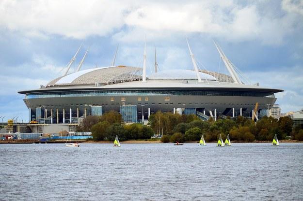 Stadion w Sankt Petersburgu /foto. pixabay /