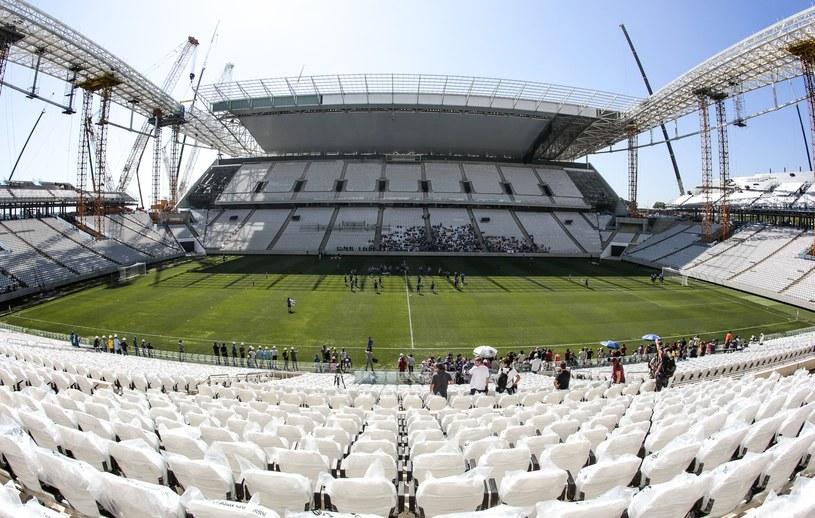 Stadion w Sao Paulo /AFP