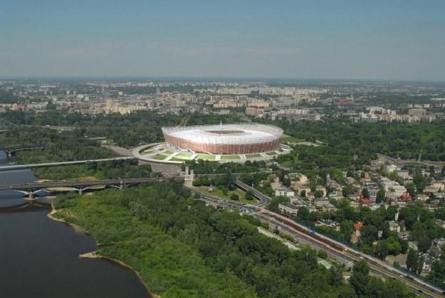 Stadion w stolicy będzie gotowy na czas /Informacja prasowa