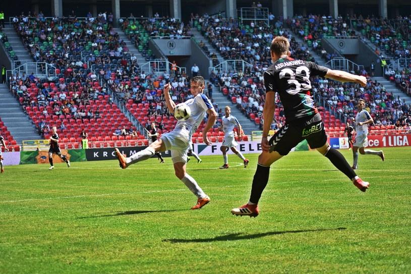 Stadion w Tychach będzie miał nową murawę /Daniel Bodzenta/East News /East News