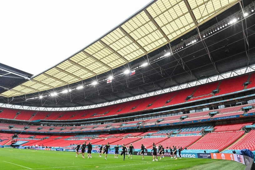 Stadion Wembley /AFP/AFP JUSTIN TALLIS /AFP