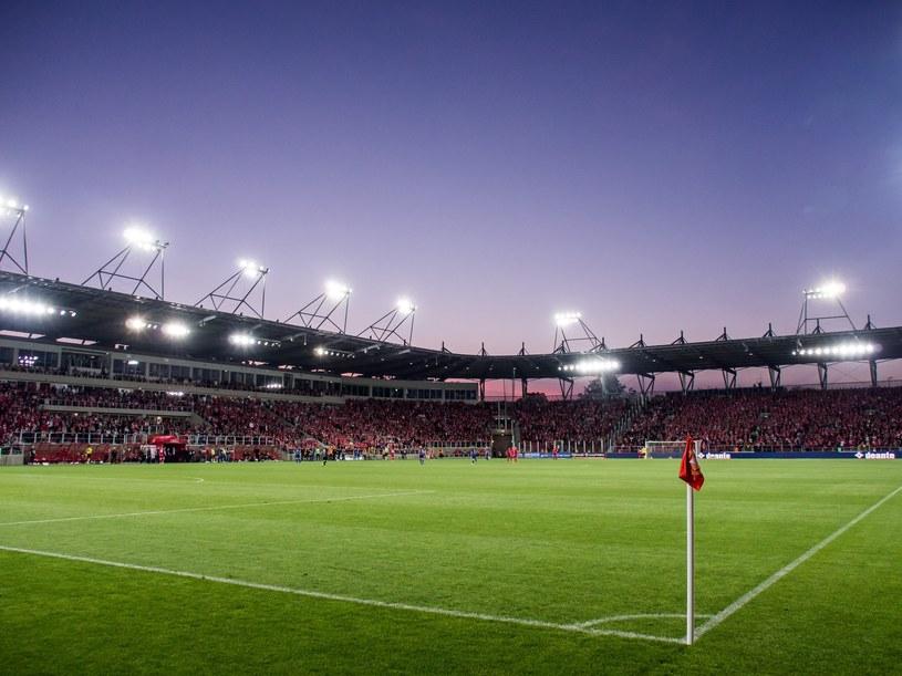 Stadion Widzewa Łódź /Mikołaj Zacharow /East News