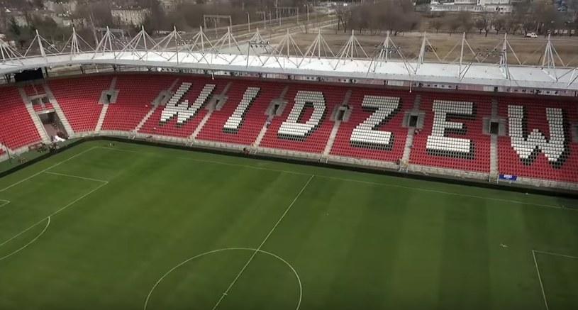 Stadion Widzewa /