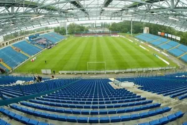 Stadion Wisły jest stale modernizowany, fot. Tomasz Markowski /Agencja Przegląd Sportowy