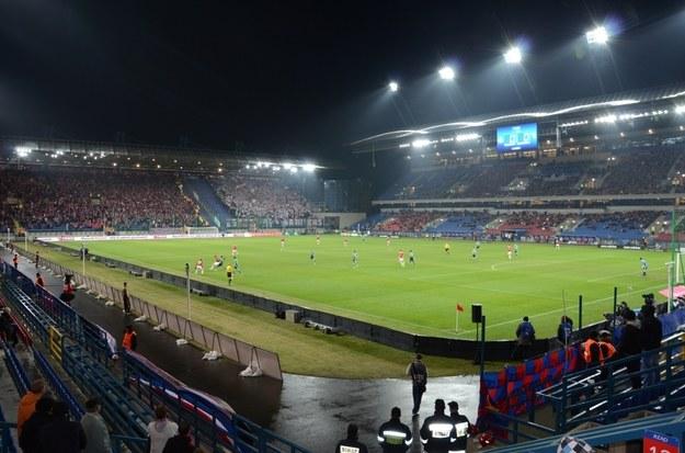 Stadion Wisły Kraków /Malwina Zaborowska /RMF FM