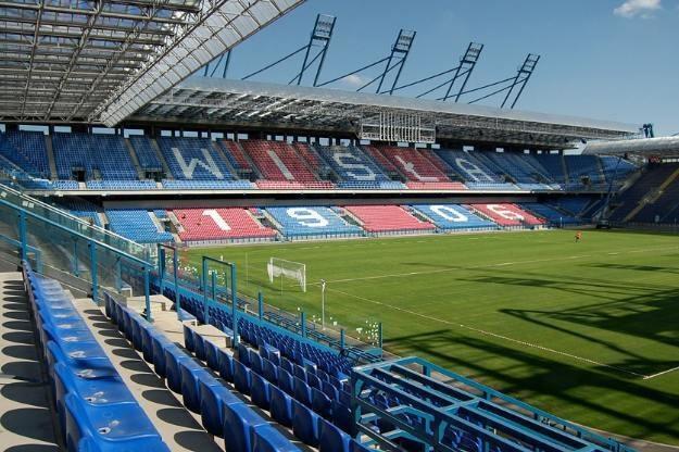 Stadion Wisły Kraków /Joanna Żmijewska /INTERIA.PL