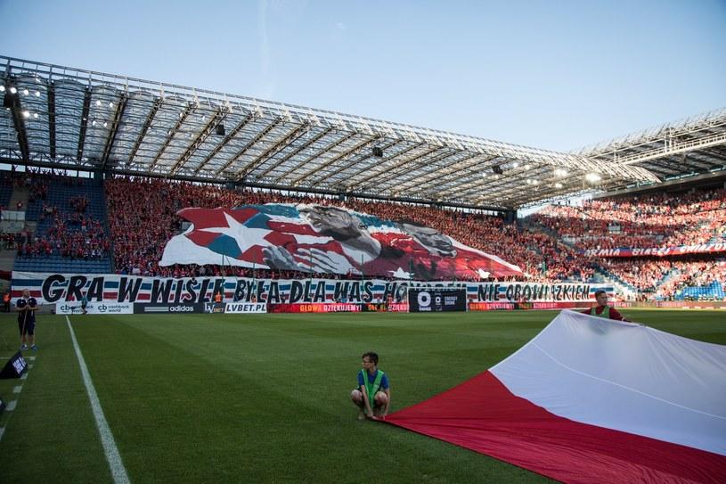 Stadion Wisły Kraków /Jan Graczyński /East News