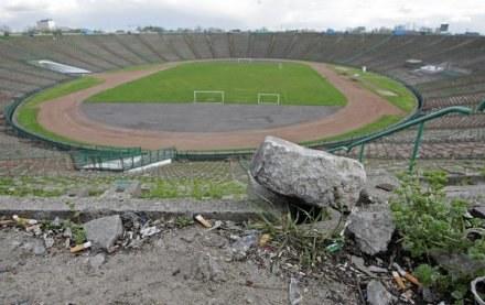 Stadion X-lecia w Warszawie /AFP