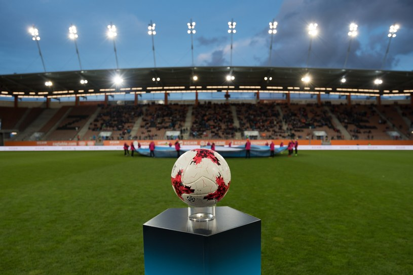 Stadion Zagłębia Lubin /Piotr Dziurman /East News