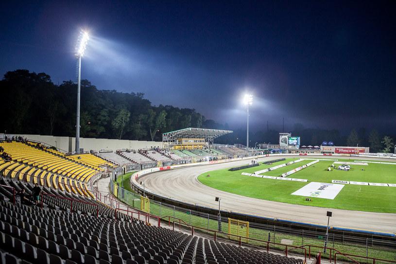 Stadionu ROW-u Rybnik /Wojciech Tarchalski /Newspix