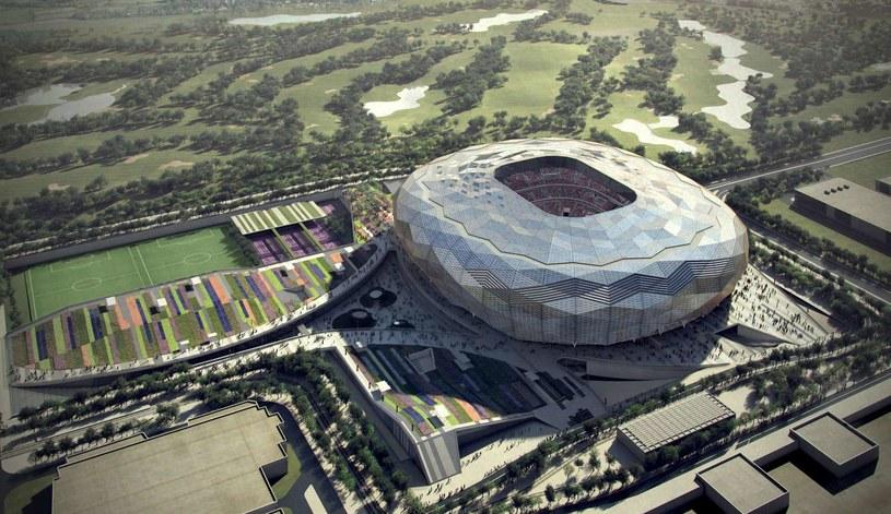Stadiony w Katarze będą imponujące, ale czy zapełnią się kibicami? /AFP