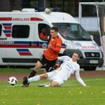 Stal Mielec - Chrobry Głogów 1-0 w 32. kolejce 1. ligi