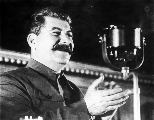 """""""Stalin miał kompleks na punkcie Polski"""". Fot. KARTA /KARTA /Agencja FORUM"""