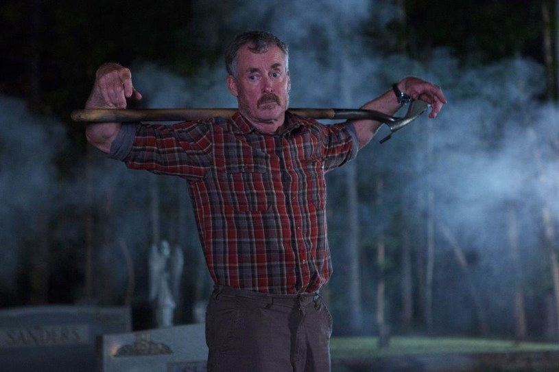 """Stan Against Evil"": John C. McGinley /AMC /materiały prasowe"