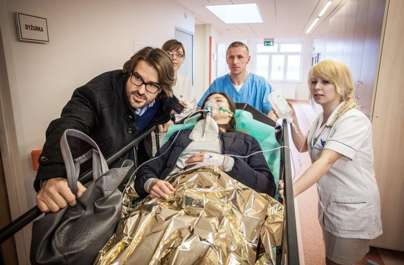 Stan Anki gwałtownie się pogorszy. Konieczna będzie natychmiastowa operacja! /Mikołaj Tym / Aktiv Media /materiały prasowe