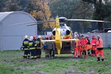 Stan górników rannych w Bielszowicach stabilny