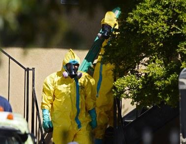 Stan podwyższonej gotowości. Dwa nowe przypadki eboli w USA?