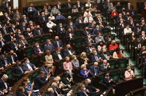 Stan wyjątkowy w części dwóch województw. Sejm zdecydował