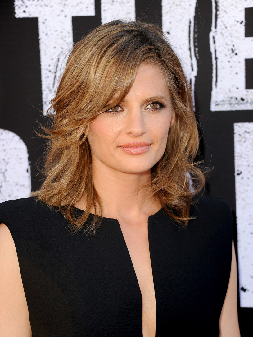 Stana Katic /Kevin Winter /Getty Images
