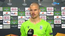 Standard - Lech 2-1. Filip Bednarek: Strzeliliśmy sobie sami w kolano (POLSAT SPORT). WIDEO