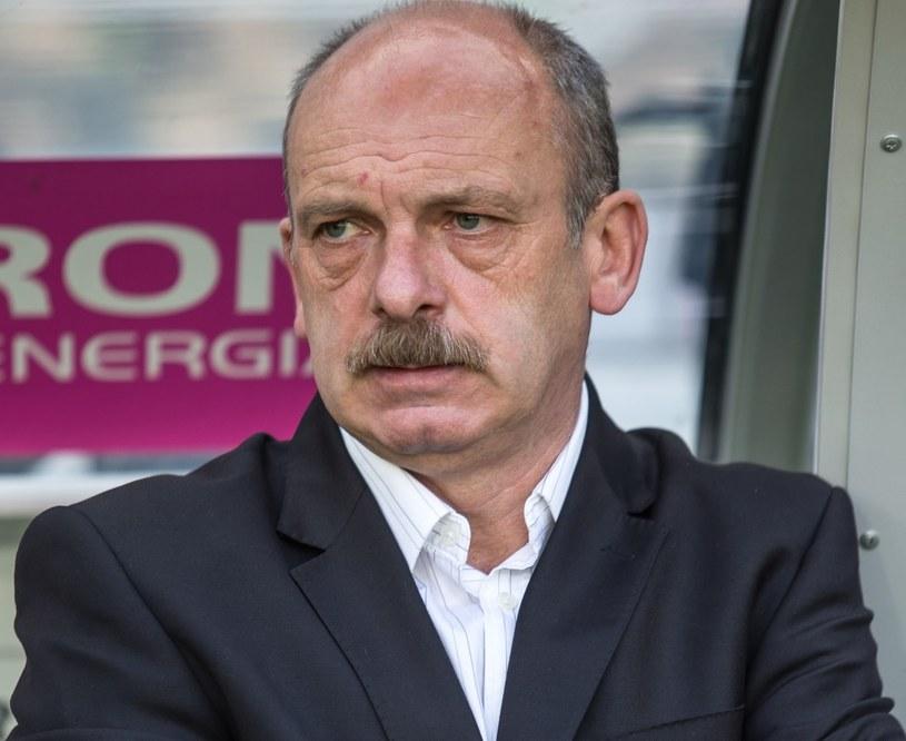Stanislav Levy, trener Śląska /Maciej Kulczyński /PAP