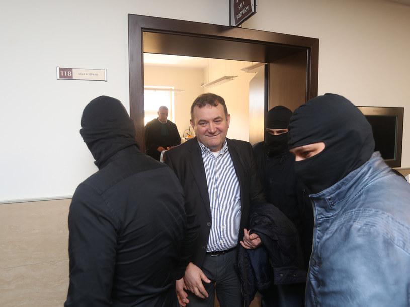 Stanisław Gawłowski w kwietniu w sądzie /ANDRZEJ SZKOCKI / POLSKA PRESS /East News