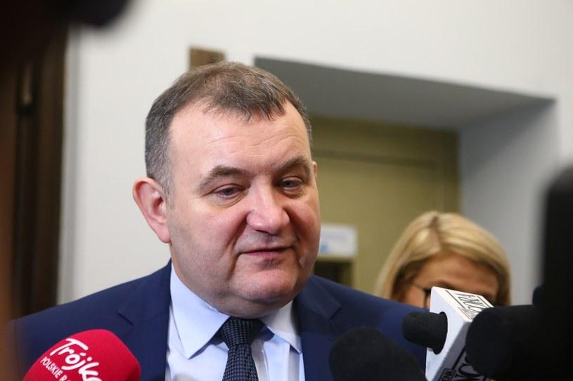 Stanisław Gawłowski /Fot Tomasz Jastrzebowski /Reporter