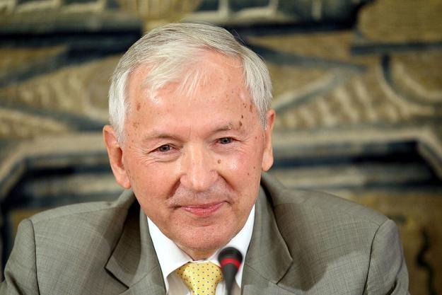 Stanisław Gomułka, główny ekonomista BCC. Fot. Andrzej Iwańczuk /Reporter