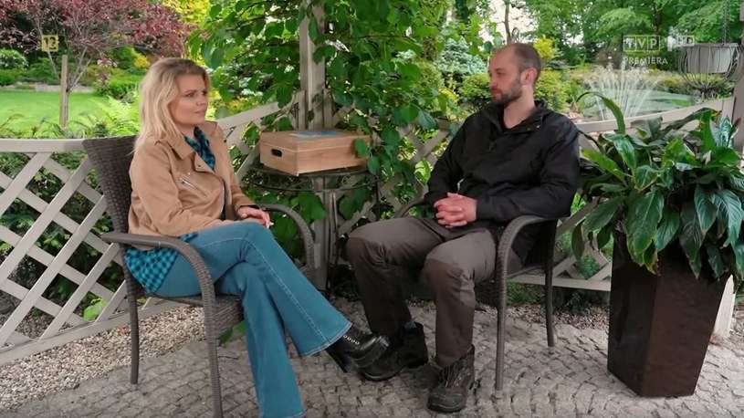 Stanisław i Marta Manowska /TVP /