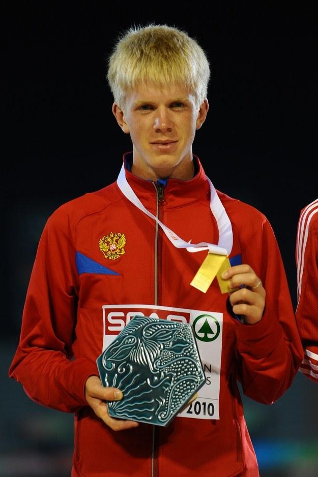 Stanisław Jemieljanow stracił złoty medal /AFP