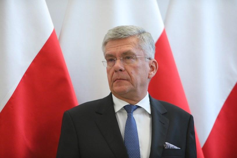 Stanisław Karczewski: Pytań referendalnych jest za dużo /Stanisław Kowalczuk /East News