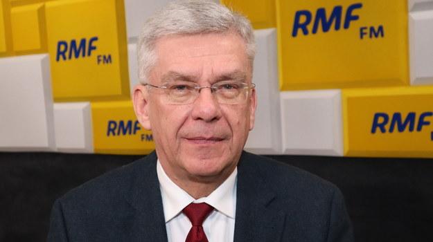 Stanisław Karczewski, senator Prawa i Sprawiedliwości /Piotr Szydłowski /RMF FM