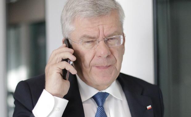 Stanisław Karczewski: Zaszczepię pana ministra Patryka Jakiego