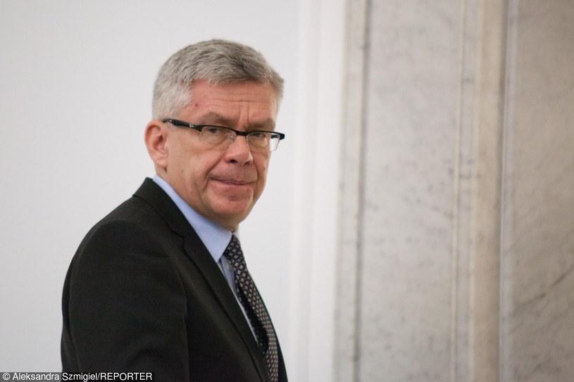Stanisław Karczewski /Reporter