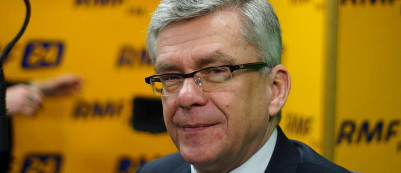Stanisław Karczewski /RMF FM