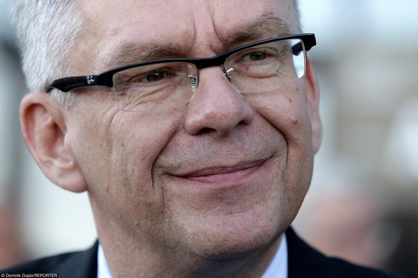 Stanisław Karczewski /Dominik Gajda /Reporter
