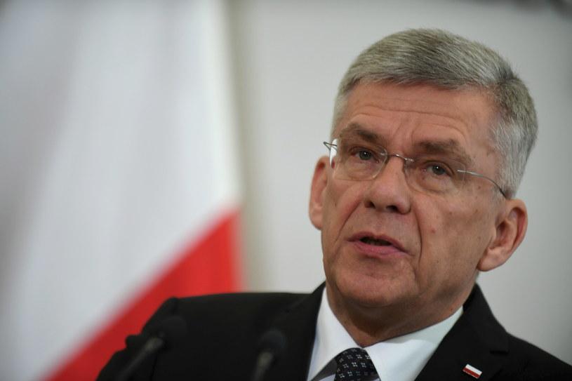 Stanisław Karczewski /Bartłomiej Zborowski /PAP