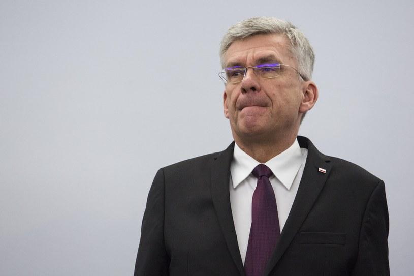 Stanisław Karczewski /Andrzej Hulimka  /Reporter