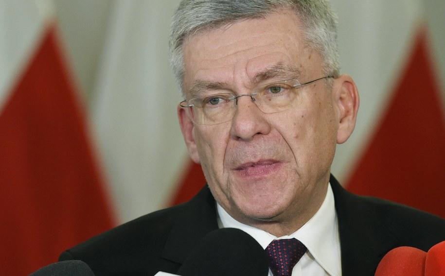 Stanisław Karczewski /Radek Pietruszka /PAP